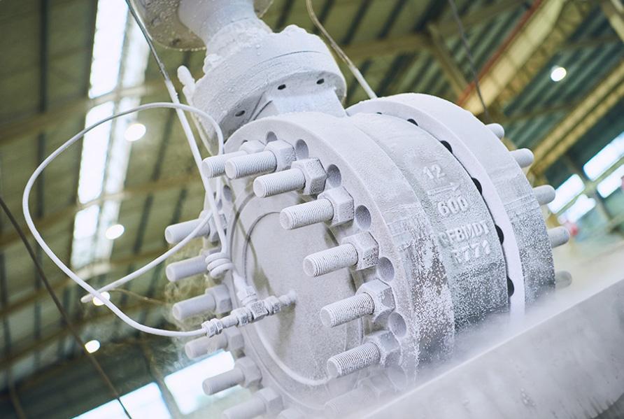 煤化工对阀门的技术要求